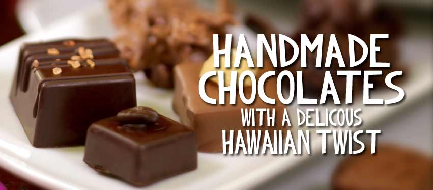 Hawaiian Chocolates
