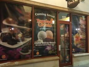 Where to find italian ice cream in hawaii papalani gelato for 218 terrace dr brandon fl