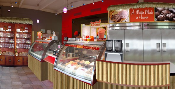 Papalani Gelato® Poipu Shopping Village